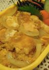 簡単!鶏胸肉で節約&ヘルシーチキンカツ丼