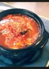 お家でKorea☆野菜のチョングッチャン
