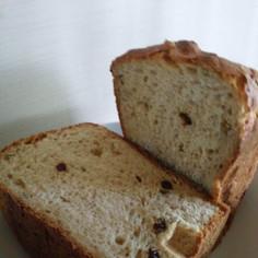 バター風味の塩麹米ぬかパン