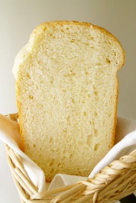 *塩麹ミルク食パン*(HB早焼きコース)