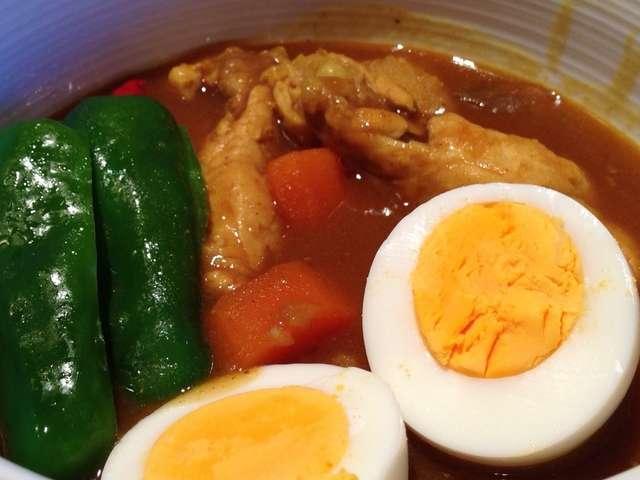 スープカレー レシピ