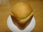 HBで塩麹入りふわふわミルク食パンの写真