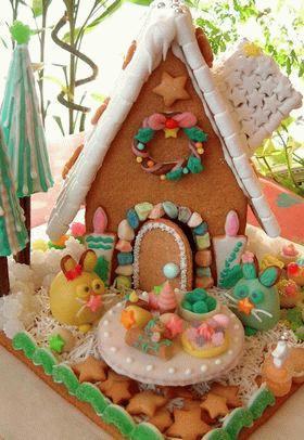 妖精?たちのお菓子の家!