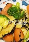 ソーセージとジャガイモ、ヒジキの炒めもの
