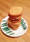 栄養満点☆大豆100%クッキー