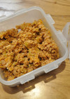 ピリ辛塩麹肉味噌