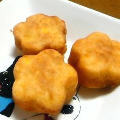 安納芋deドーナッツ〜手づかみおやつ♪