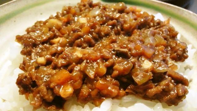 人気 レシピ カレー キーマ