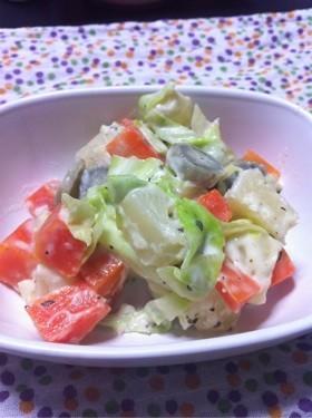 よく噛む★満腹根菜サラダ