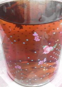 花粉症もへっちゃら♪甜茶うまっ!