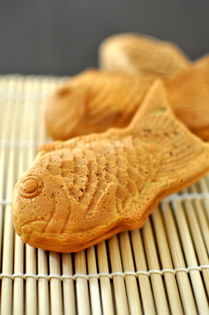 香ばしい 鯛焼き☆パリッと薄皮