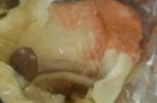 あっという間に!バター香る鮭のホイル焼き