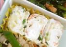卵白消費☆卵白で作る彩り卵焼き♬