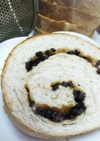 メッシュ型でカルピス風味のうずまきパン