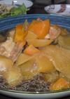 圧力鍋で★大根と豚バラのこっくり煮