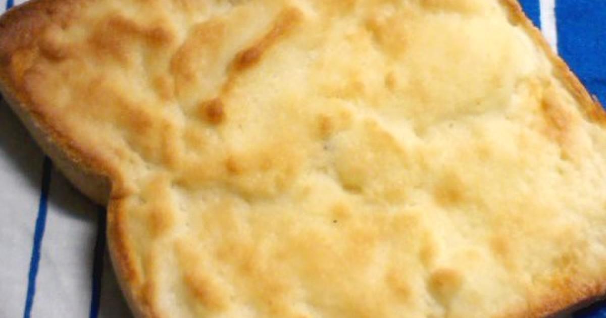 トースト メロンパン メロンパン風トースト ※動画あり