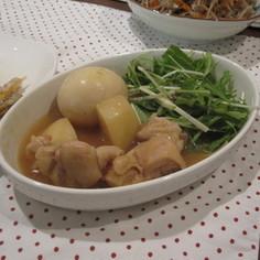 時短♪うまうま☆鶏肉のさっぱり煮