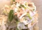 リメイク☆刺身パックのツマでツナサラダ