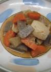 簡単!里芋と鶏肉、根菜の煮物