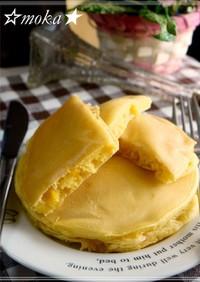 お食事パンケーキ*コーンポタージュ
