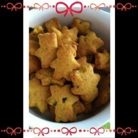 簡単ホットケーキミックスかぼちゃクッキー