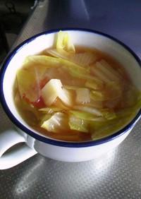 ダイエット☆脂肪燃焼スープ