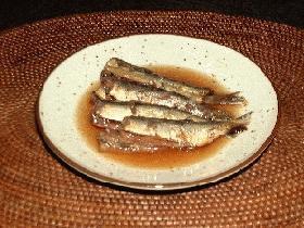 ママカリの酢漬け(焼きバージョン)