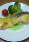 鮭のコーンマヨネーズ焼き