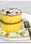 イースト発酵のパンケーキ☆クランペット