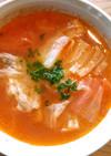 【薬膳レシピ】スペアリブのトマトスープ