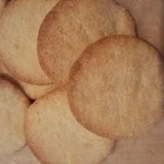 塩麹でクッキー☆バター少なめ!