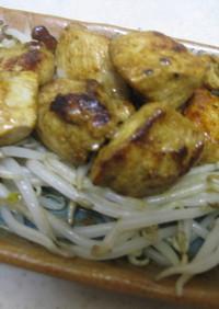 塩麹入り♡鶏肉のカレーソテー