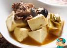 パパっと肉豆腐