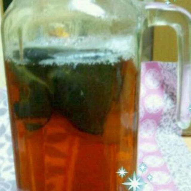 ぬるく なっ た 麦茶
