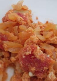 朝ご飯★トルコの定番卵料理「メネメン」
