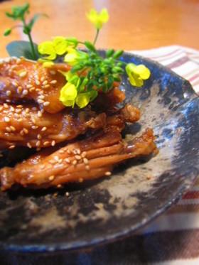 遠足や運動会♪鶏肉のお酢でさっぱり煮