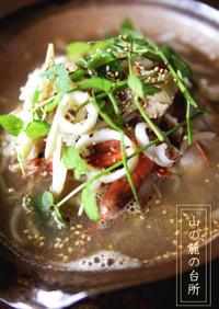 中華麺でつくるフォー