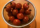 ミニトマトの便利な保存法