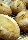 無花果と胡桃のパン ビーガンOK