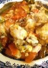 塩麹さんde肉団子のトマト煮