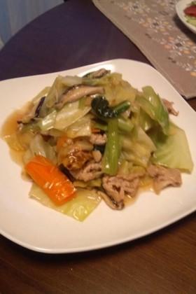 生姜入り☆野菜炒め♪