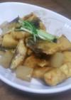 [魚食にかえる]筍と鯖のピリ辛炒め