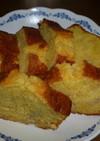 牛乳パックで簡単バナナパウンドケーキ