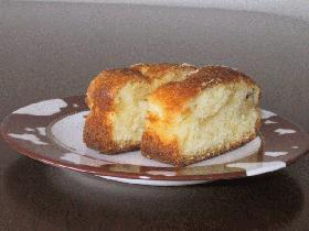 洋梨のオイルケーキ
