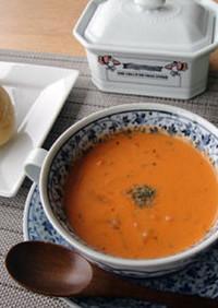 キャンベルのトマトバジルビスク-アレンジ