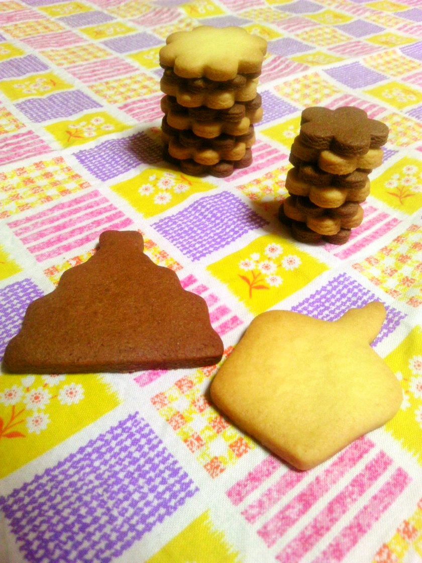 めちゃうま☆型抜きクッキー