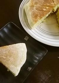 朝食に♪フライパンで簡単コーンパン