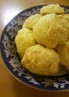 にんじんのソフトクッキー