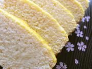 低糖質*おからのパウンドケーキ風①の写真