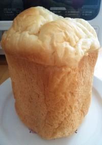 HB酵母コースで食パン(今回、塩麹入り)